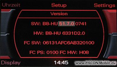 Fiscon Bluetooth Freisprecheinrichtung